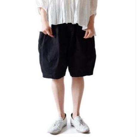 HARVESTY (ハーベスティ)/CIRCUS SHORT PANTS(サーカスショーツ)/black
