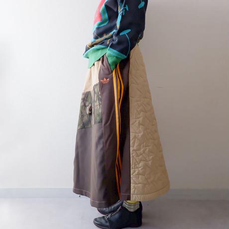 【別注 Ladys】masterkey(マスターキー)/Walk Around/マキシロングスカート/mulch-10