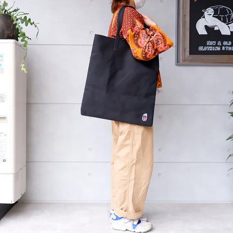 BRU NA BOINNE( ブルーナボイン)/子煩悩レスラーワンポイントトート/ブラック