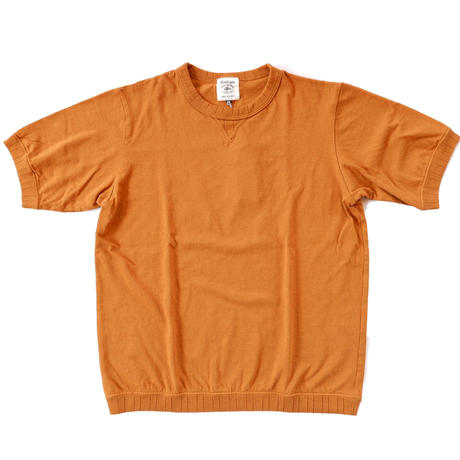 Jackman(ジャックマン)/US Cotton Rib T-Shirt/camel
