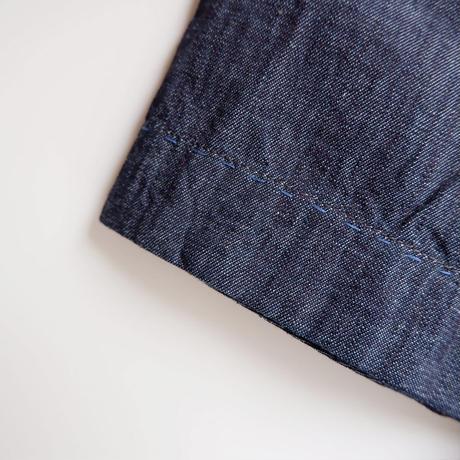 SLOW HANDS(スローハンズ) /ライトデニムビーチシャツ