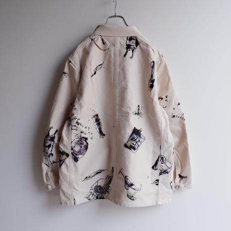BRU NA BOINNE (ブルーナボイン)/コーモスジャケット