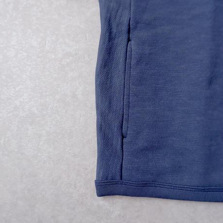 Jackman(ジャックマン)/GG SWEAT ICING PONCHO/ASH BLUE