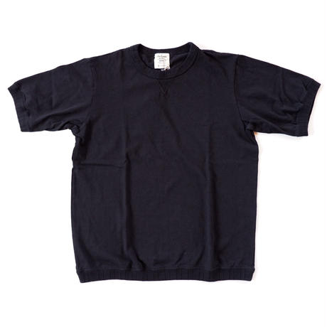 Jackman(ジャックマン)/US Cotton Rib T-Shirt/Black