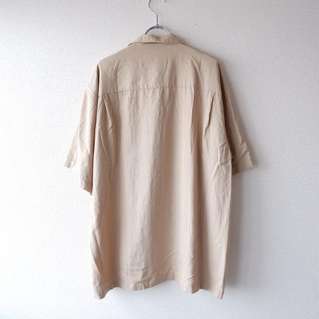 【FROM USA】short-sleeve Line shirts/used/LS-6