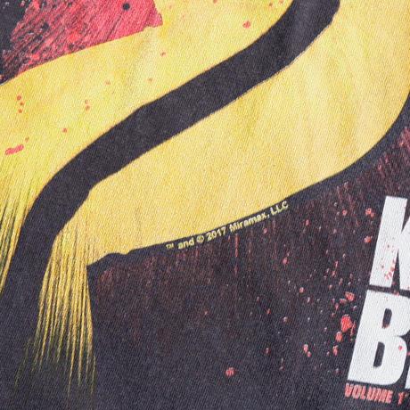 """THRIFTY LOOK(スリフティールック)/""""KILL  BILL"""" MOVIE'TEE/Black"""