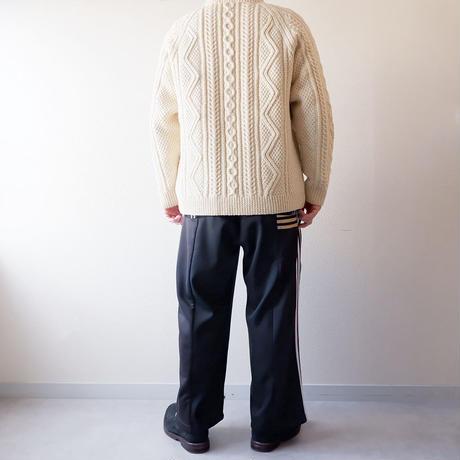【別注 】masterkey(マスターキー)/Remake wide Jersey trousers-4