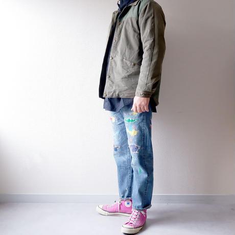 Nasngwam(ナスングワム)/BARBARIAN JACKET/M-1