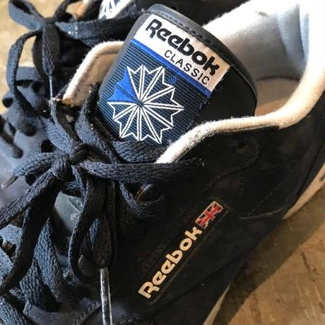 【FROM EURO】0ld Reebok classic sneaker/used/28.0㎝