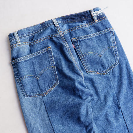 MADE  by Sunny side up(サニーサイドアップ)/3for1 Re denim pants/4-1