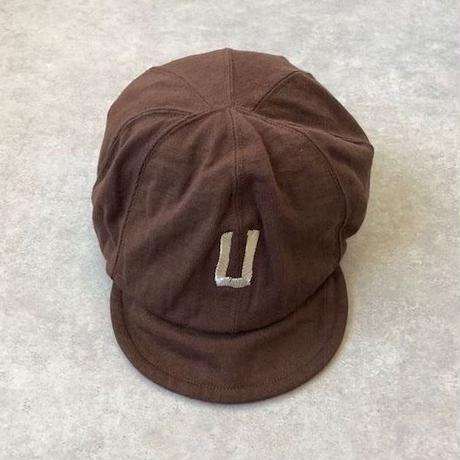 【個人的に推奨品】Jackman(ジャックマン)/Dotsume Baseball Cap/Umber Brown