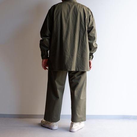 catta(カッタ)/W POCKET SHIRTS VINTAGE CHINO/KHAKI