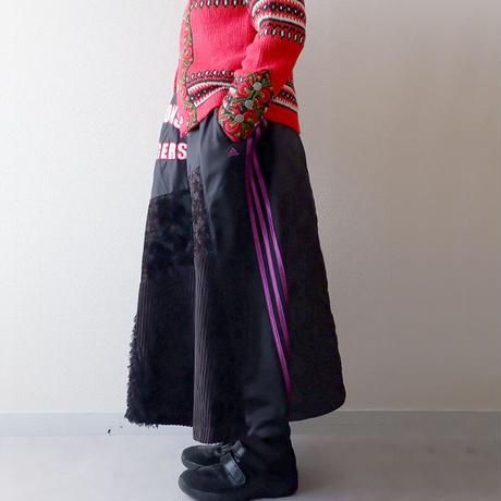 【別注 Ladys】masterkey(マスターキー)/Walk Around/マキシロングスカート/mulch-8