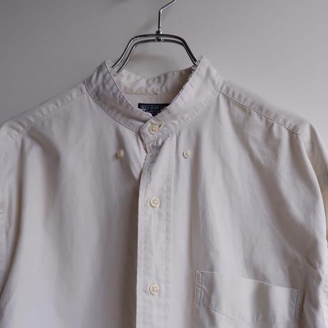 【 ORIGNAL REMAKE】Remake frill shirt/Ivory-1
