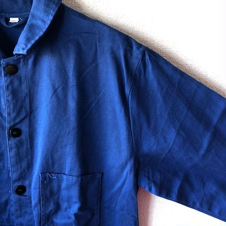 【FROM EURO】OLD EURO WORK JACKET/w-8