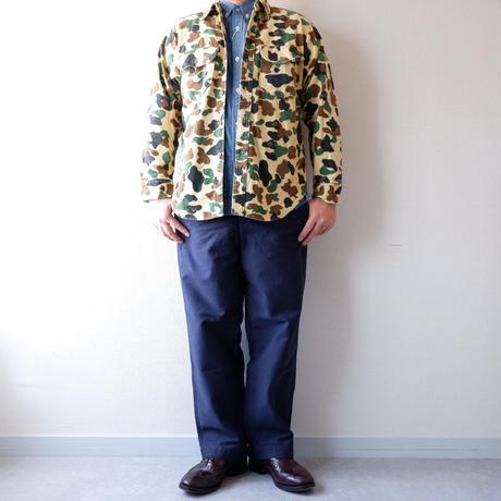 【NEW BRAND】BRENA (ブレナ)/ COQ PANTS /コックパンツ/navy