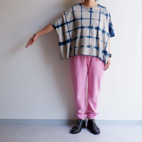 SLOW HANDS(スローハンズ)/モモンガTシャツ/タイダイ染め1