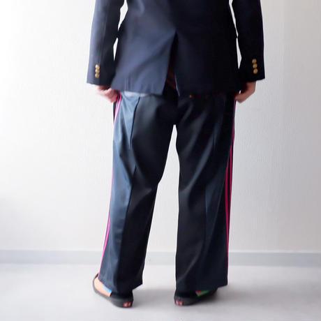 【別注 】masterkey(マスターキー)/Remake wide Jersey trousers-2