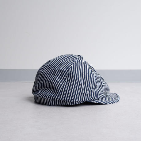 HIGHER(ハイヤー)/ 9oz HICKORY POSTMAN CAP/TYPE-C