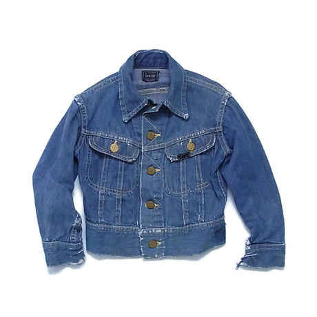 "vintage ""Lee"" 109-JB denim jacket"