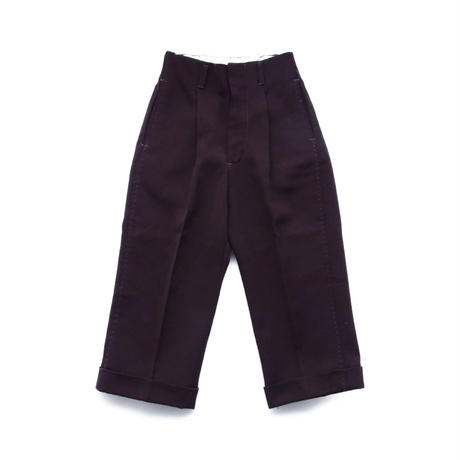 "vintage ""Boyville"" 1pleats trousers"