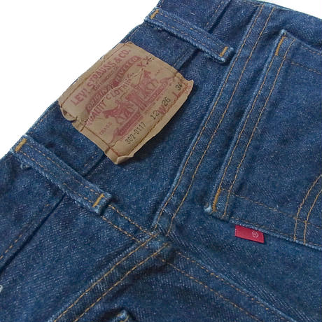 "vintage ""levis"" denim pants"