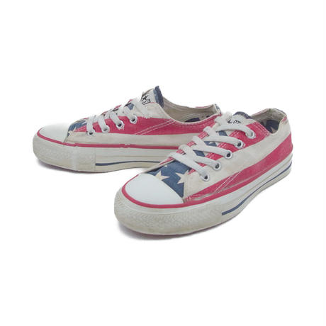 "vintage ""converse all star"" star&stripes"