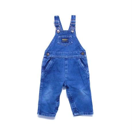 "vintage ""OSHKOSH""overalls"