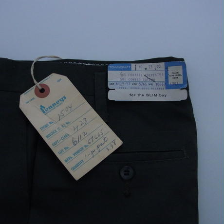 "deadstock ""Penneys TOWN CRAFT""  pants"