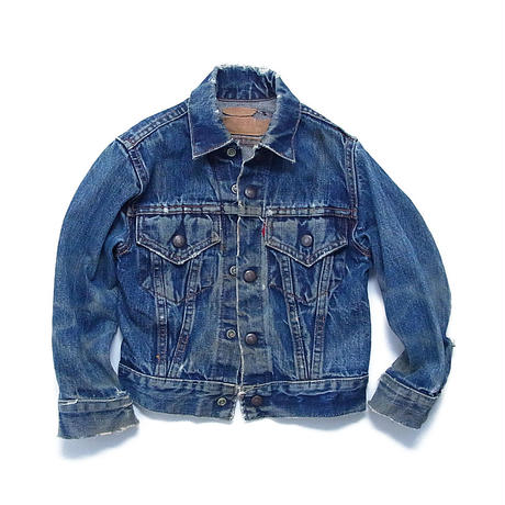 "vintage ""Levis"" 70805 BIG E denim jacket"