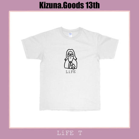 Kizuna.【13期】LiFE K.K. Tシャツ