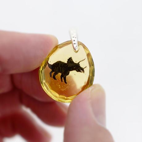 トリケラトプス(dinosaur018)