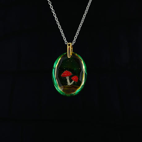 ベニテングタケ(mushroom003)