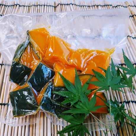 時短野菜のスチームかぼちゃ200g【煮物用・サラダ用】  税込