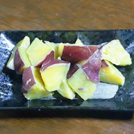 時短野菜のスチームさつま芋500g【煮物用・サラダ用・製菓用】 税込