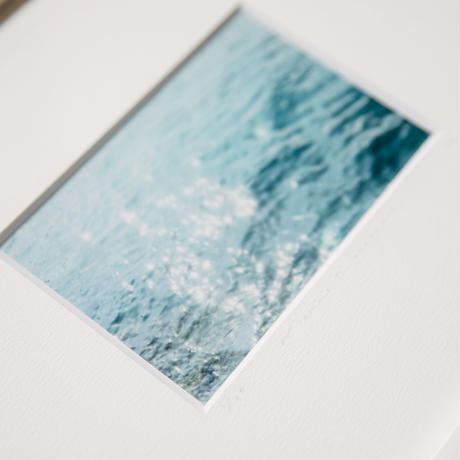 【original print】I Found Lots of Diamonds in the Ocean  / (edition 30)