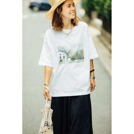 販売終了【T-shrit】T-shirt_Horse  (front)