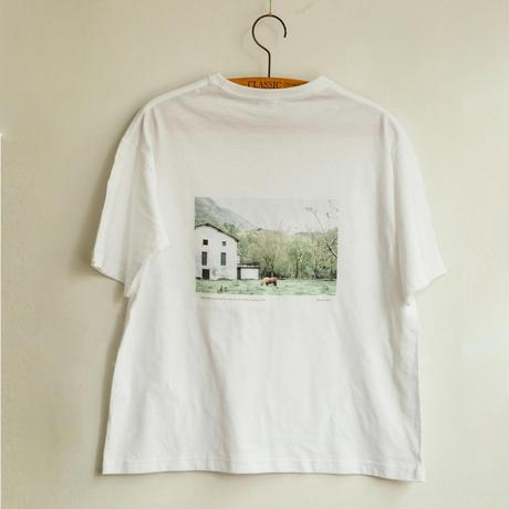 販売終了【T-shrit】T-shirt_Horse  (back)