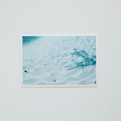 【postcard】I Never Get Tired of Blue Sky