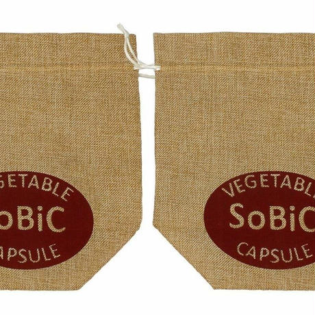 SoBiC(ソビック) 培養土専用巾着袋 交換用2枚セット
