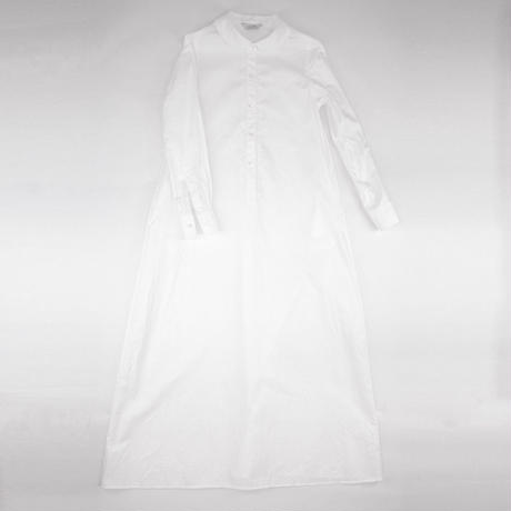 Shirt Long Dress / シャツロングドレス