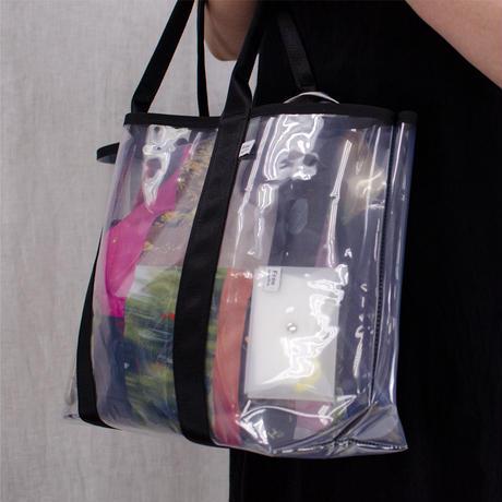 Transparent Bag M /  透明バックM