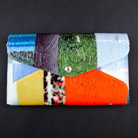 Recycle shoulder Pouch / リサイクルショルダーポーチ