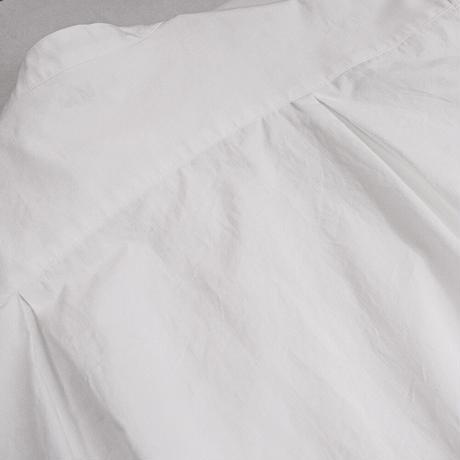 Organic Cotton Long Shirt / オーガニックコットンロングシャツ