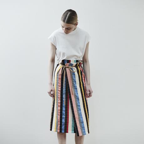 Ribbon Wrap Skirt / リボンラップスカート