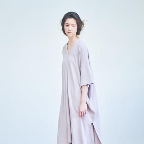 Organic Cotton Over Dress / オーガニックコットンオーバードレス