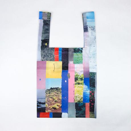 Recycle PE Eco Bag M / リサイクルポリエステルエコバック