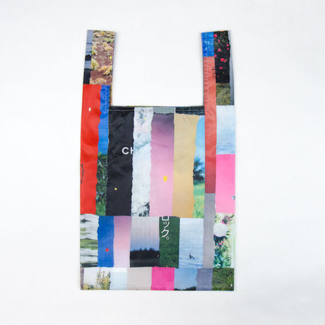 Recycle PE Eco Bag S / リサイクルポリエステルエコバック
