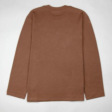"Organic Cotton Print Long T-Shirt ""Ring"" / オーガニックコットンプリントロングTシャツ""リング"""