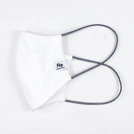 Cotton Mask  / コットンマスク (紐色グレー)